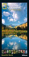 National Geographic Calendar Beautiful World 2014