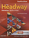 New Headway, Elementary, Fourth edition: Student's Book, w. Wordlist + DVD-ROM