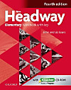 New Headway, Elementary, Fourth edition: Workbook with Key and iChecker CD-ROM