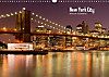 New York City - Stadt der Superlative (Wandkalender 2014 DIN A4 quer)