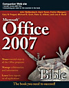 Office 2007 Bible (eBook)
