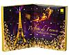 """Parfum de France Adventskalender """"Coeur de Paris"""", 24 EdP Miniaturen"""