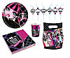 Party-Set Monster High, 50-teilig