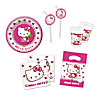 Partyset (Design: Hello Kitty)