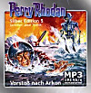 Perry Rhodan, Silber Edition - Vorstoss nach Arkon, remastered, 2 MP3-CD