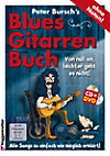 Peter Bursch's Blues-Gitarrenbuch, m. Audio-CD u. DVD