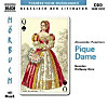 Pique Dame, 1 Audio-CD