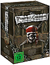 Pirates of the Caribbean 1 - 4 Box