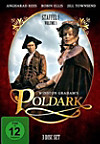 Poldark - Staffel 1, 3 DVDs