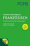 PONS Kompaktwörterbuch Französisch