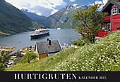 "Premium-Kalender  ""Hurtigruten"" 2015"