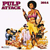Pulp Attack 2014. Media Illustration