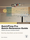 QuickTime Pro Quick-Reference Guide (eBook)