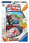 Ravensburger tiptoi® - Ratespass auf Reisen, Kinderspiel