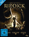 Riddick Collection Bluray Box