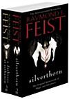 Riftwar Saga Series Books 2 and 3: Silverthorn, A Darkness at Sethanon (eBook)