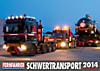 Schwertransport Kalender 2014