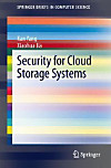 Security for Cloud Storage Systems