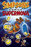 Simpsons Comics, Sonderbände: Bd.22 Supernova