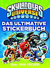 Skylanders Universe - Das ultimative Stickerbuch