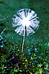 Solar-Gartenstecker Swing (Farbe: transparent)