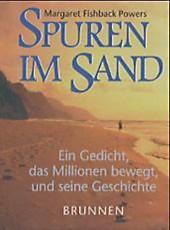 Spuren im Sand (Geschichte des Gedichts), Miniaturausgabe, Margaret Fishback Powers, Geschenkbücher