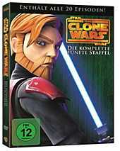 Star Wars: The Clone Wars - Staffel 5, TV-Serien-Hits