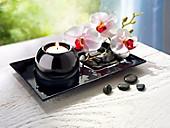 """Teelichthalter """"Orchidea"""""""