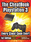 The CheatBook PS3 (eBook)