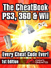 The CheatBook PS3, 360 & Wii (eBook)