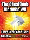 The CheatBook Wii (eBook)