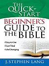 The Quick-Start Beginner's Guide to the Bible (eBook)