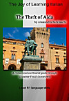 The Theft of Aida: Language Course Italian Level B1 (eBook)