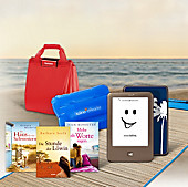 tolino shine eBook-Reader, Sommer-Paket