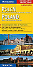 Travelmag Reisekarten: Polen, Tschechische Republik, Slowakische Republik; Poland, Czech Republic, Slovak Republic