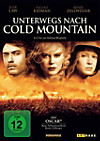 Unterwegs nach Cold Mountain, DVD