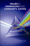 Values in criminology and community justice (eBook)