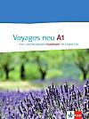 Voyages neu: Bd.A1 Kurs- und Übungsbuch, m. 2 Audio-CDs