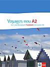 Voyages neu: Bd.A2 Kurs- und Übungsbuch, m. 2 Audio-CDs