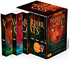Warrior Cats I, Band 1-6 im Schuber
