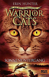 Warrior Cats - Sonnenuntergang, Erin Hunter, Jugendbuch ab 10