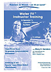 Water Fit Instruktor Training Manual (eBook)