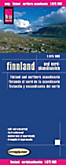 World Mapping Project: Finnland & Nordskandinavien; Finland & Northern Scandinavia