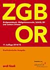 ZGB, OR, Kaufmännische Ausgabe (f. d. Schweiz)
