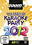 Zoom Party 2012 Karaoke Dvd